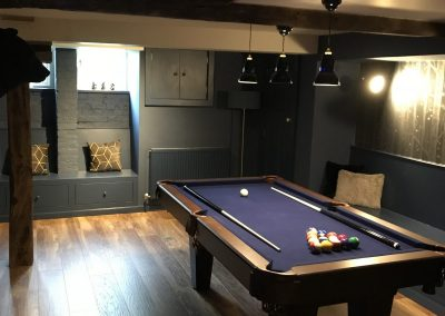 Lavenham Cellar Conversion