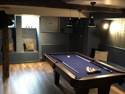 Lavenham Cellar Conversion