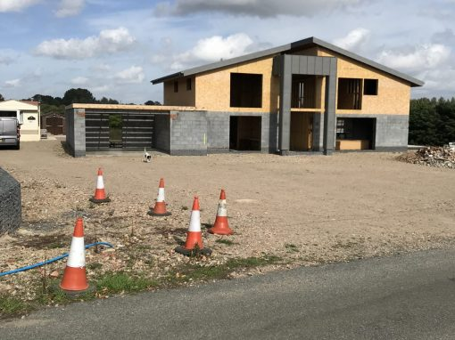 Washbrook New Build Project