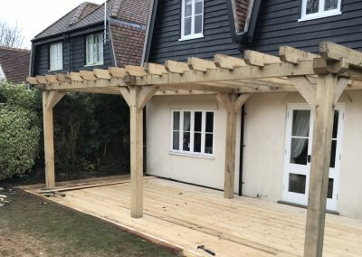 Oak Work In Dedham